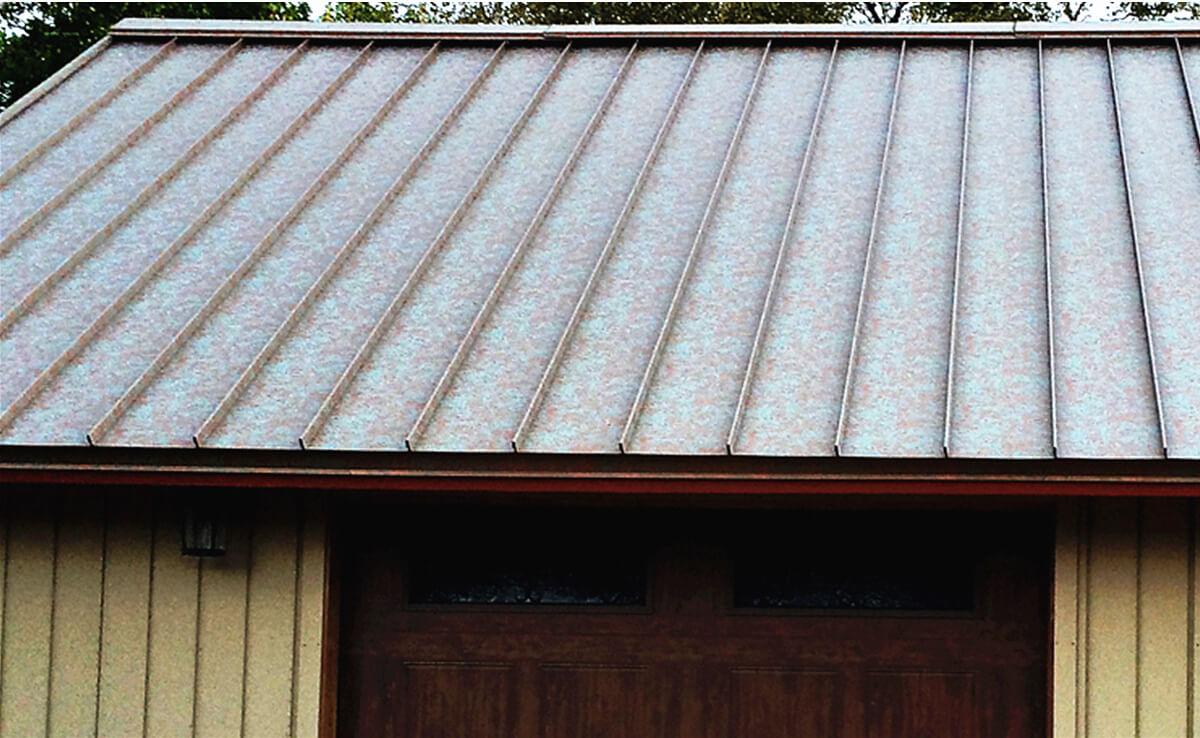 Fiberglass roof panels