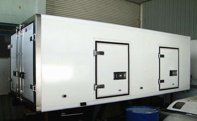 Fiberglass Foam Panels : Fiberglass foam composite panels