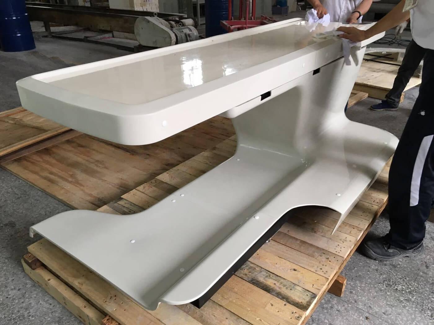 fiberglass cover